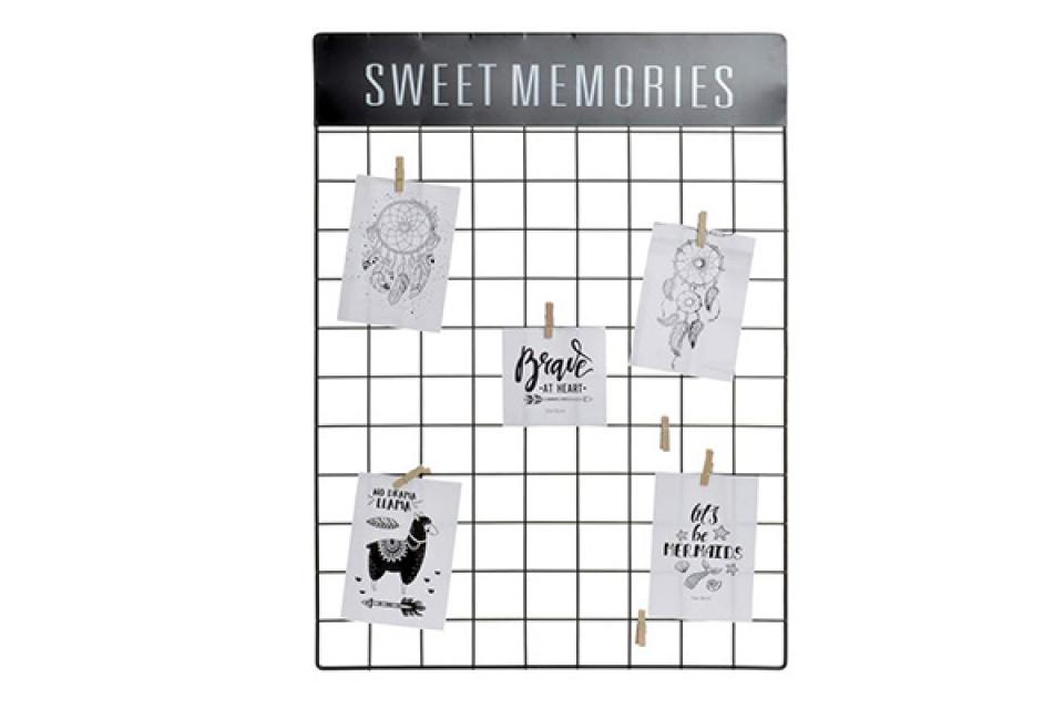 Memo tabla sweet memories 45x66