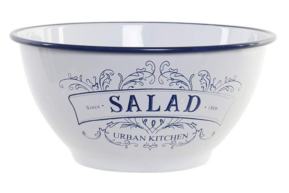 Metalna činija salad 26,5x26,5x13,2