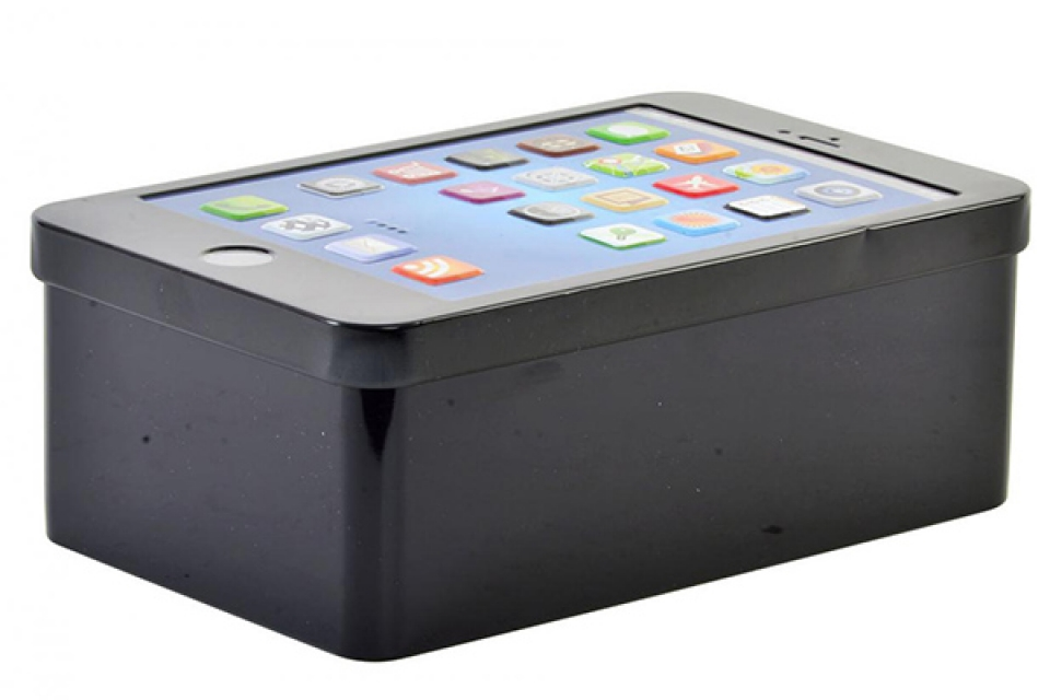 Metalna kutija  smartphone 18x11x7