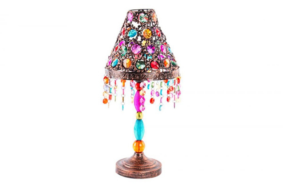 Metalna lampa 24x53 ethnic