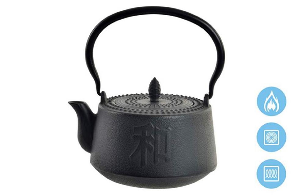 Metalni čajnik 19x16x13 1,3 l