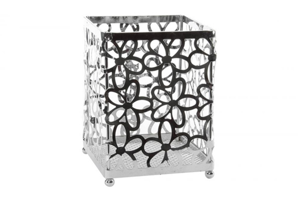 Metalni držač cveće 11x11x16
