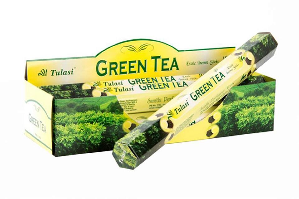 Mirišljavi štapići / 20 25x4x4 green