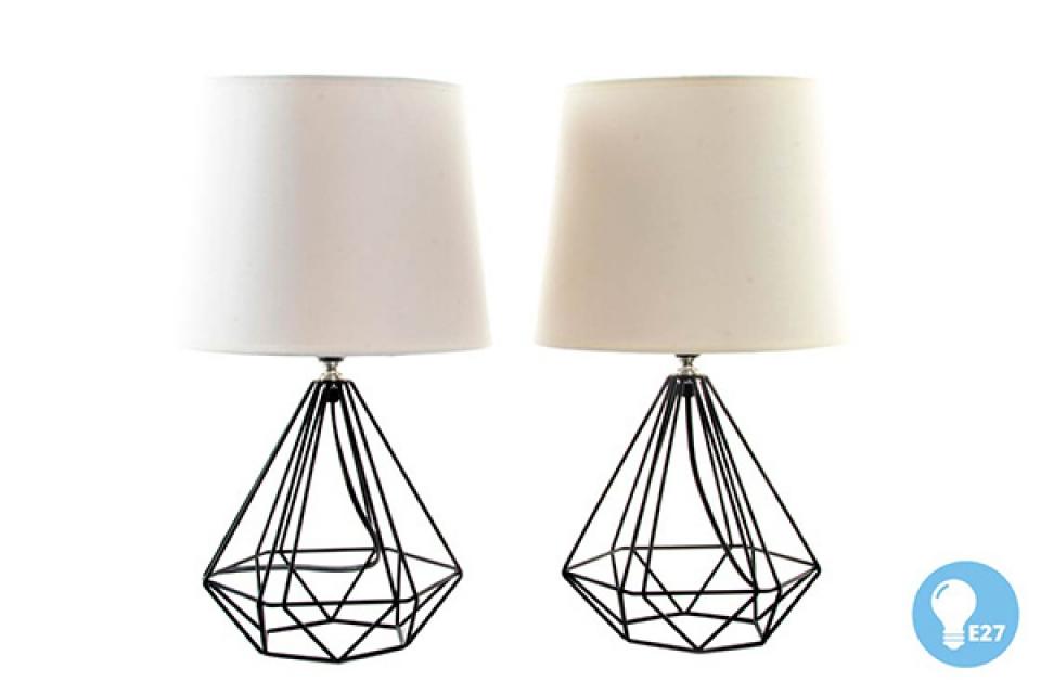 Moderna lampa 25x43,5 e27 2 boje