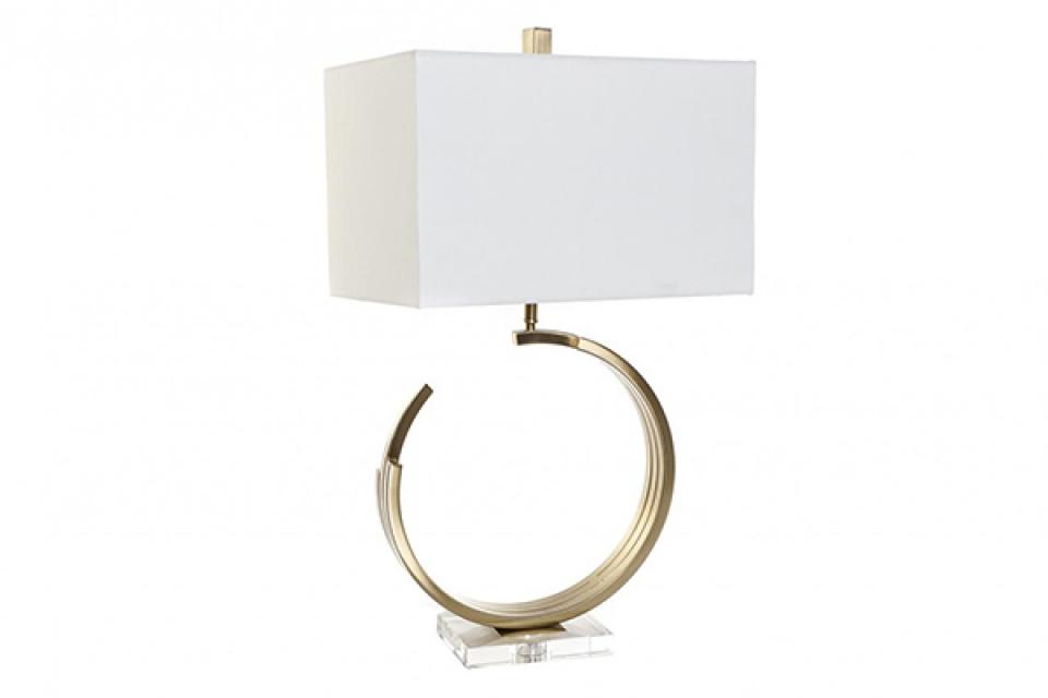 Moderna lampa krug 41x25x70