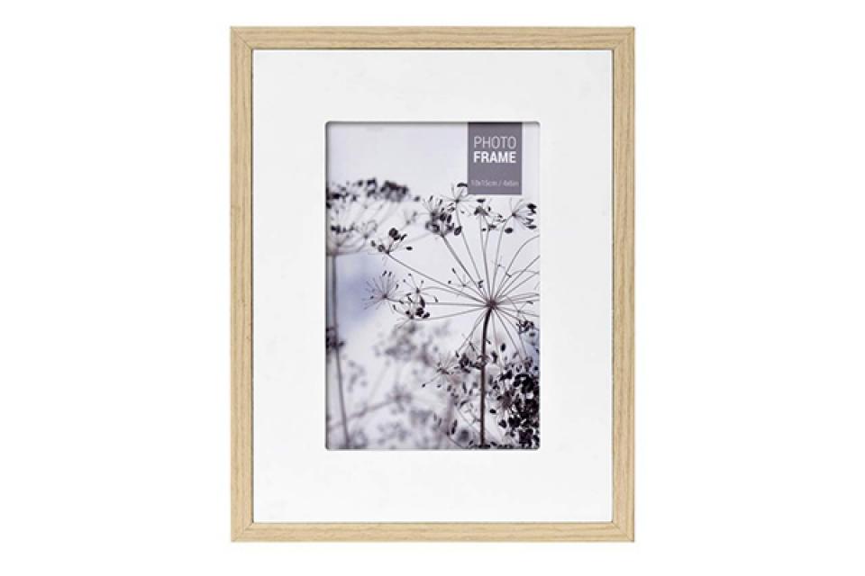 Natur beli ram za slike 10x15 17x3x22