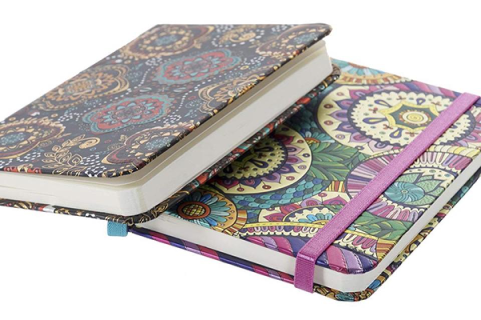 Notes ethnic 9,5X14X1,5 88 strana 2 modela