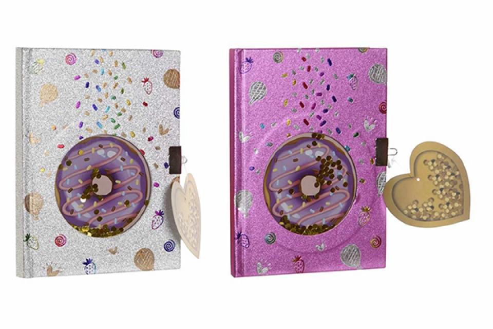 Notes donut 13,5x1,5x18 2 modela