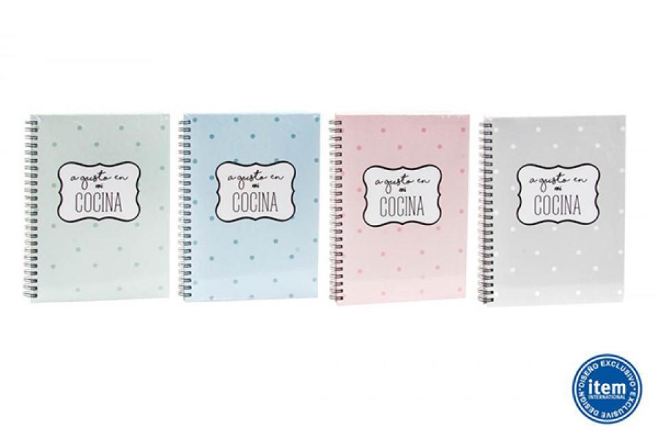 Notes tufnice 16x21,5 4 boje