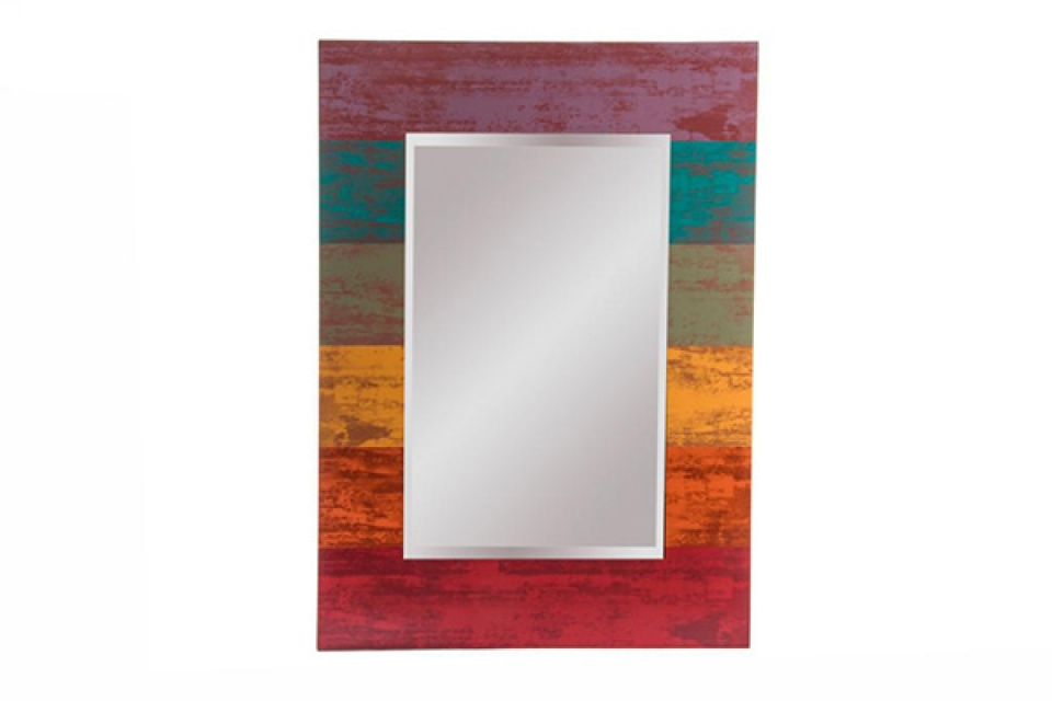 Ogledalo boje 80x60x2