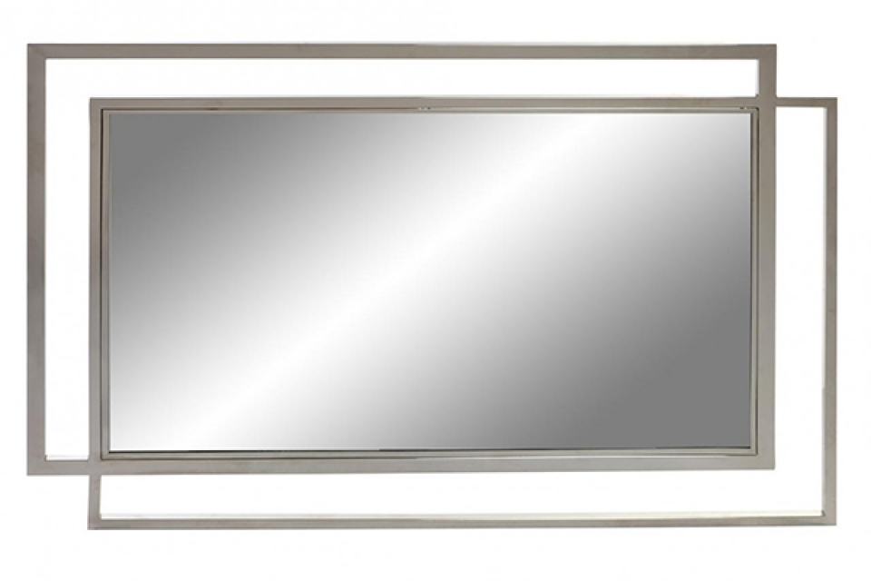 Ogledalo chromed transparent 130x2x90