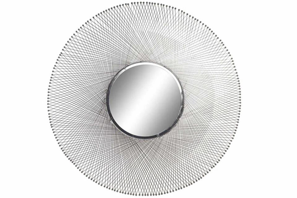 Ogledalo silver 114x2x114