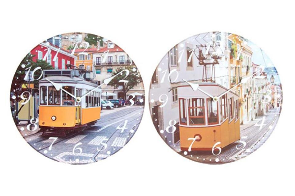 Okrugli sat trolley 20 cm 2 modela