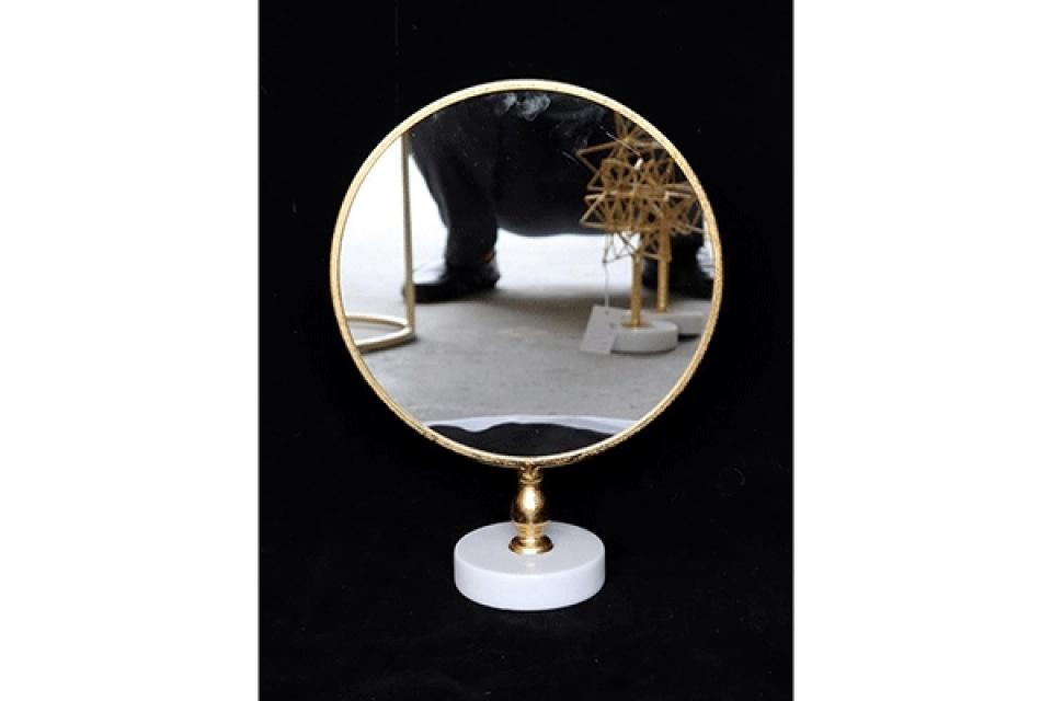 Okruglo stono ogledalo 30x12x40