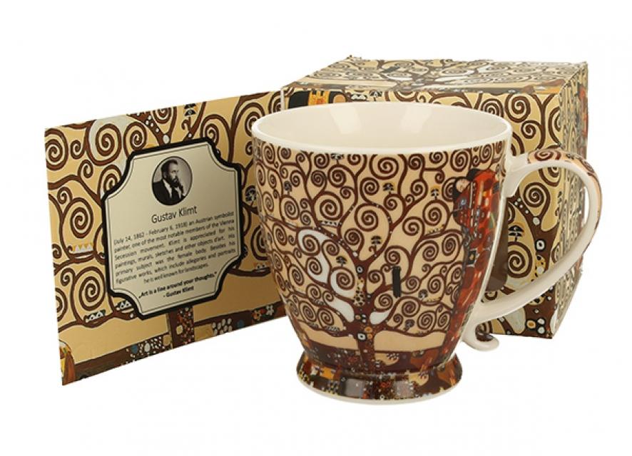 Šolja The tree of life - Klimt 450 ml