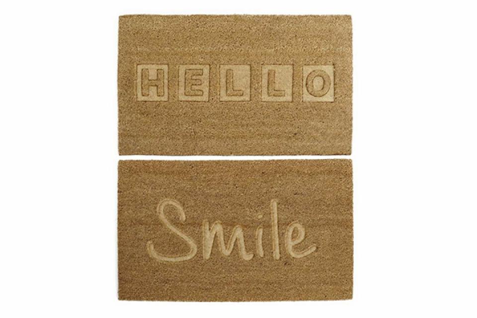 Otira? hello smile 75x45x1,5 2 modela