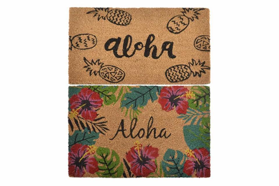 Otirač aloha  60x40x1,5 2 modela