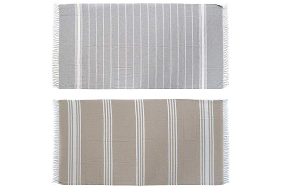 Peškir sarong 90x170x0,5 170 gsm 2 modela