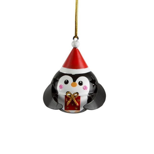 Pingvin zvonce 4,5x4,5x5,5