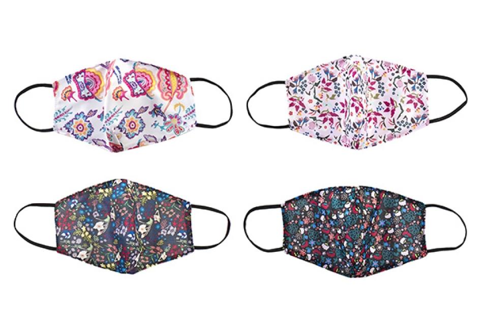 Platnena zaštitna  maska ii 20x1x13 4 modela