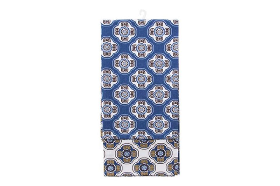 Plava kuhinjska krpa  50x70  2 boje