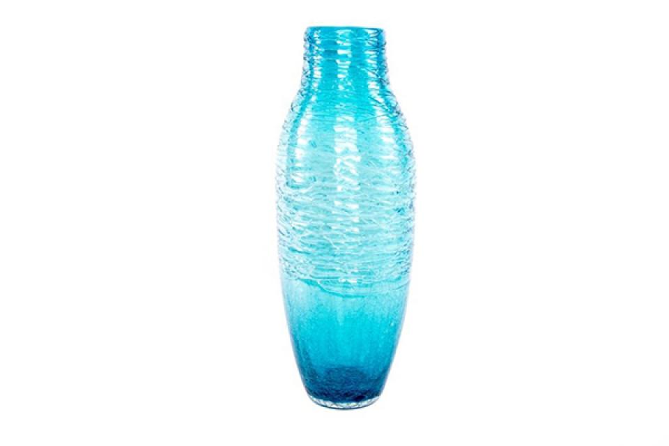 Plava vaza14x39