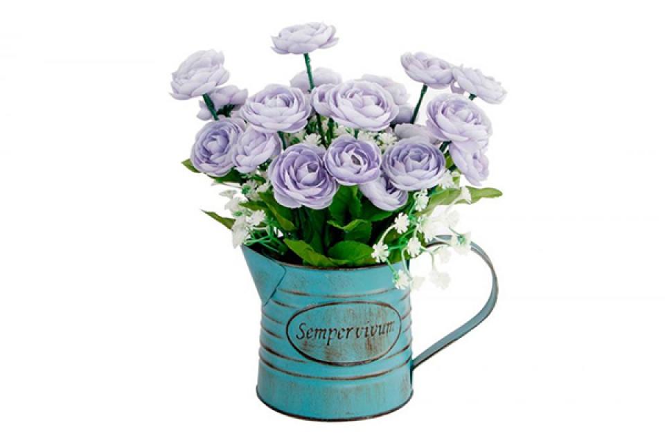 Plave ruže 23x26