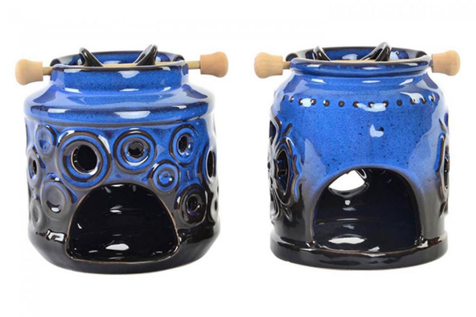 Plavi uljaonik 10x10x11 2 modela