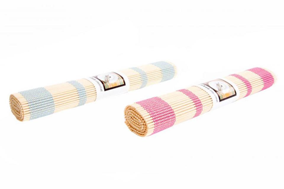 Podmetač bambus 2 boje
