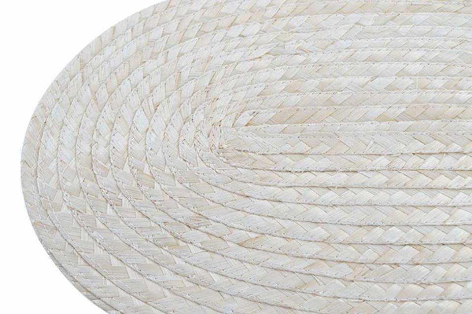 Podmetač natural / fiber 40x28x1