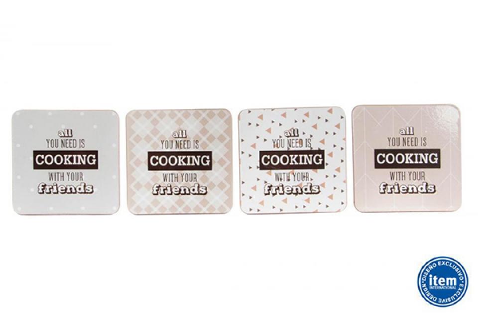 Podmetači cooking / 6 9x9