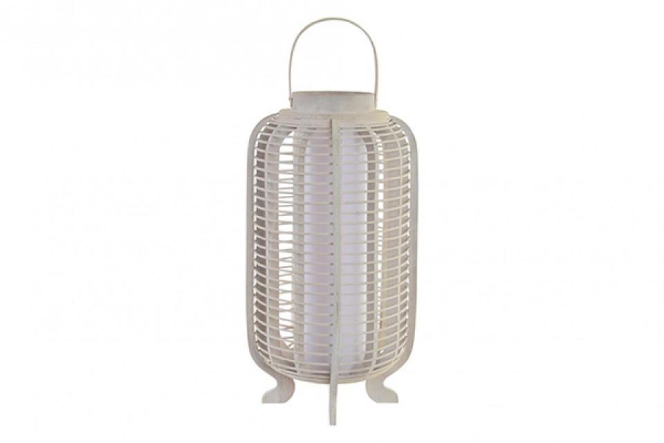 Podna bambus lampa 26x26x61