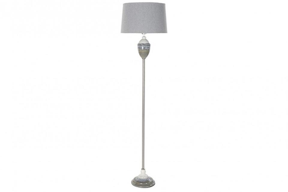 Podna lampa grey 40x40x162