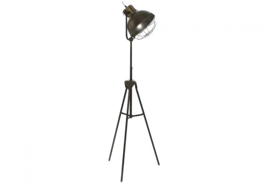 Podna lampa grey industry 47x40x131