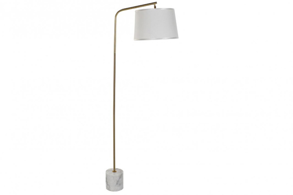 Podna lampa white 53,5x35x156,5
