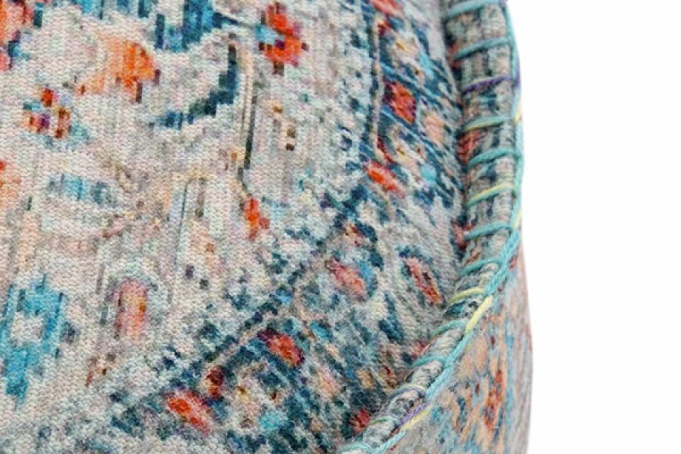 Podni jastuk aged blue 60x60x25 8000 gr