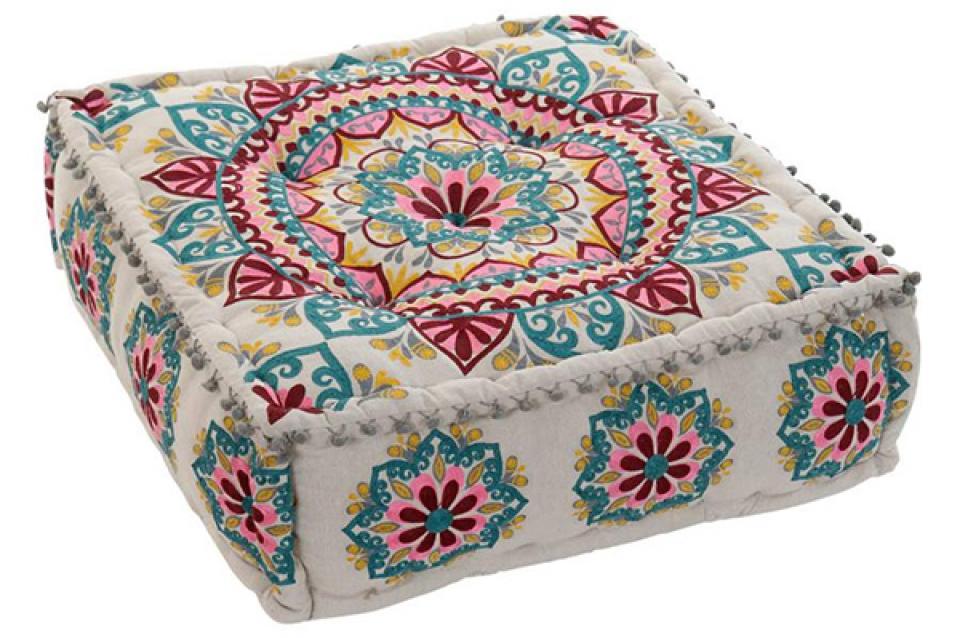 Podni jastuk indija 60x60x21