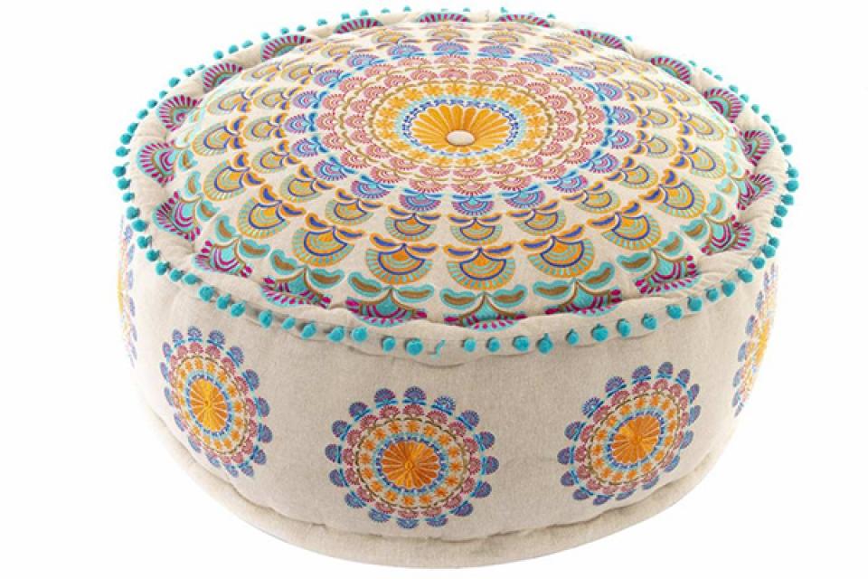 Podni jastuk mandala 60x25 7500 gr.
