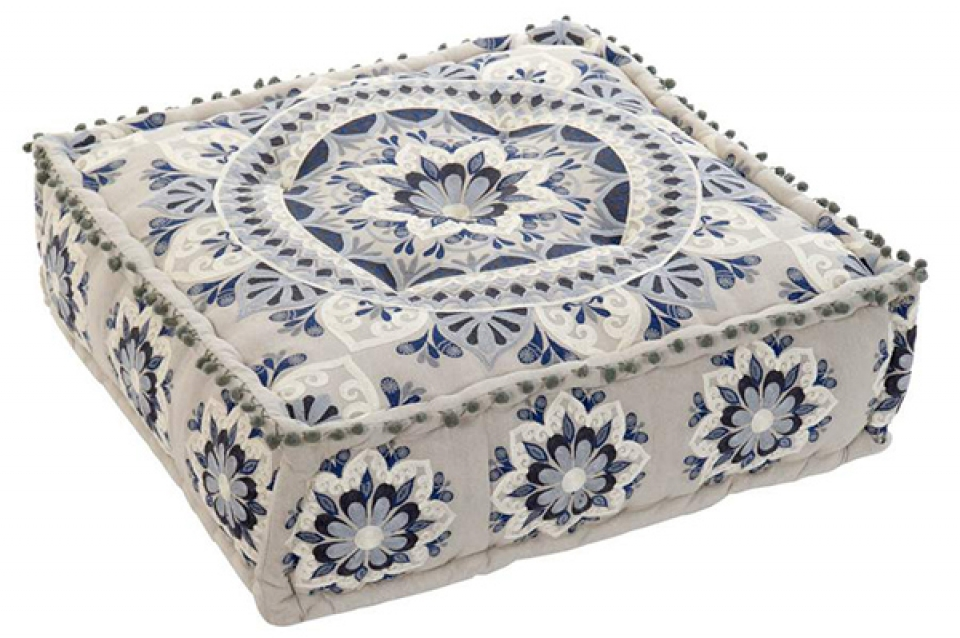 Podni jastuk mandala  60x60x21 4,5 kg