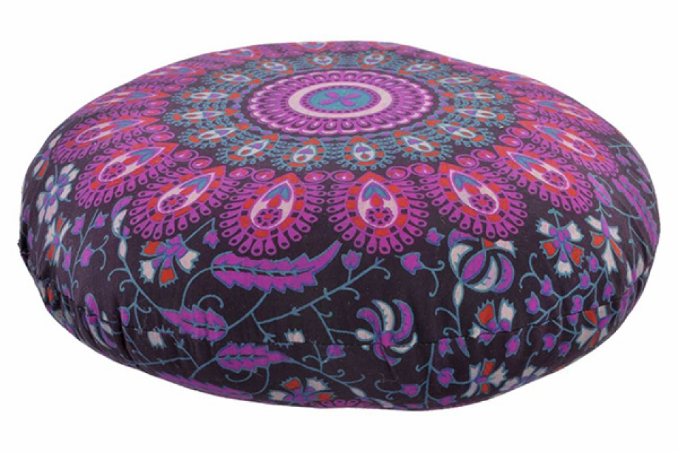 Podni jastuk yoga mandala  38x38x11,5 630gr.