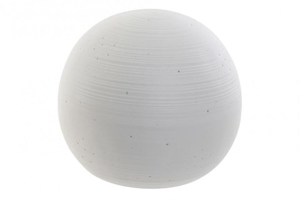 Porcelanska led lampa ball 16x14x14,5