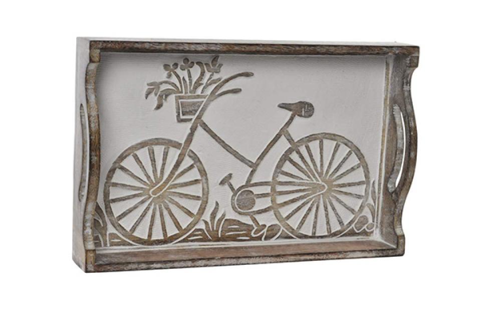 Poslužavnik bicikl 34x22x6,5