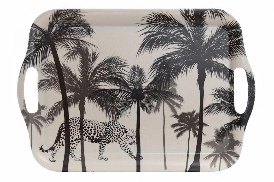 Poslužavnik palme 42x29,5x2 bambus