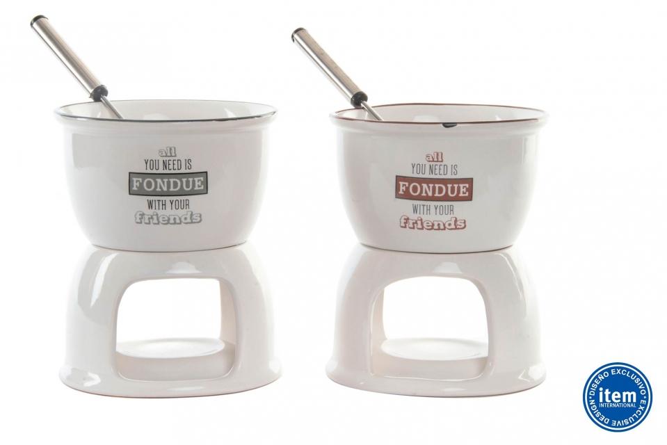 Posuda fondue 11x13 set 2 modela