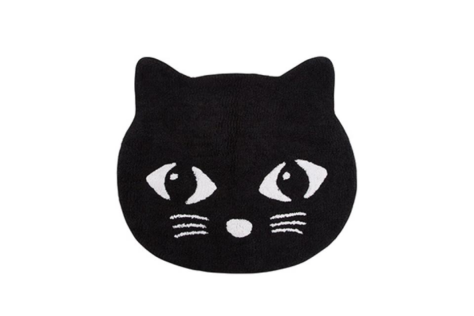 Prostirka crna mačka 60 x 30