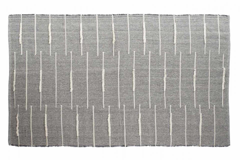Prostirka grey 180x120
