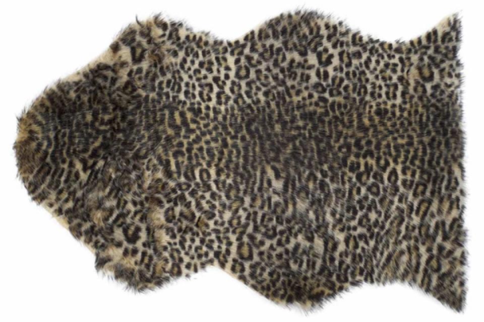 Prostirka leopard print 60x90 560 gsm