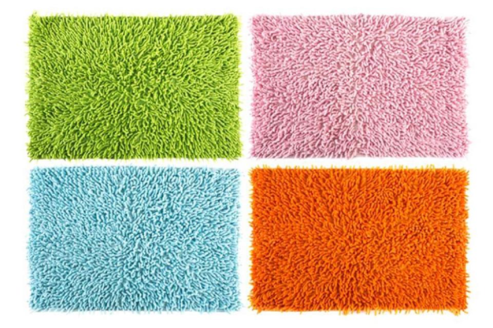 Prostirka za kupatilo 80x50 hairy 4 boje