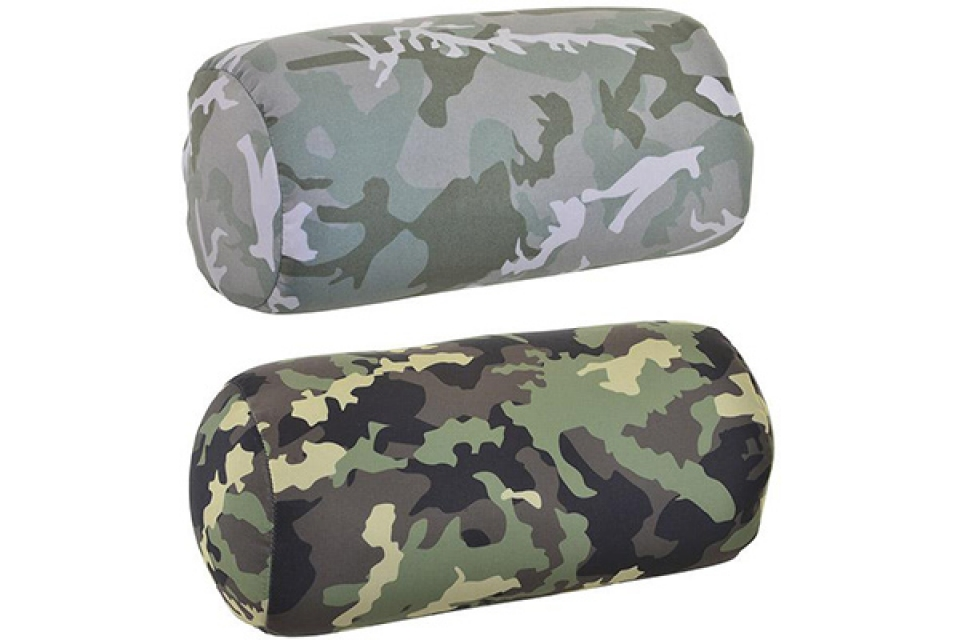 Putni jastuk camuflage 35x16,5x14 2 modela