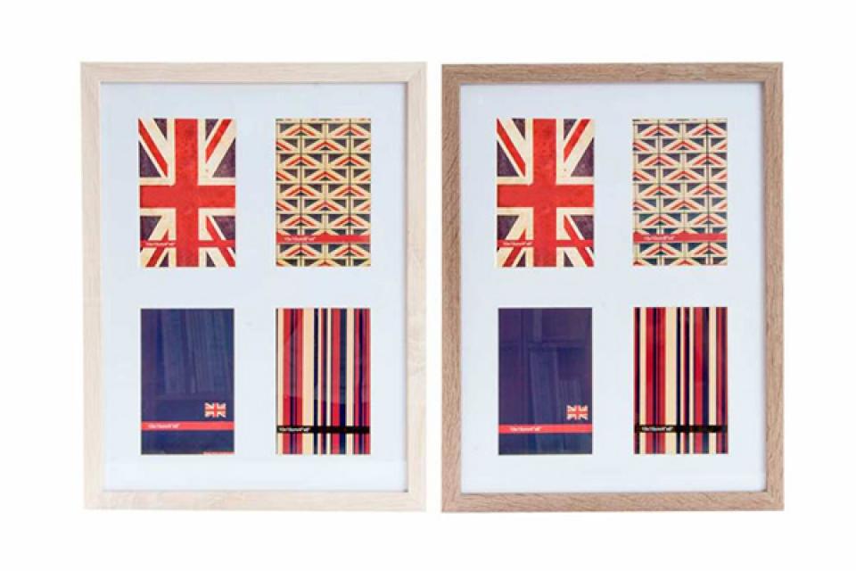 Ram za slike 4/1 britanija 30x40